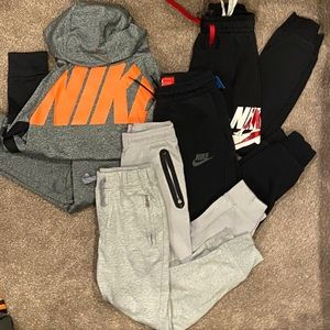 Lot of size 8 boys clothes